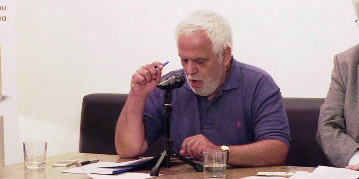 Project Van- Interview: Paschos Mandravelis