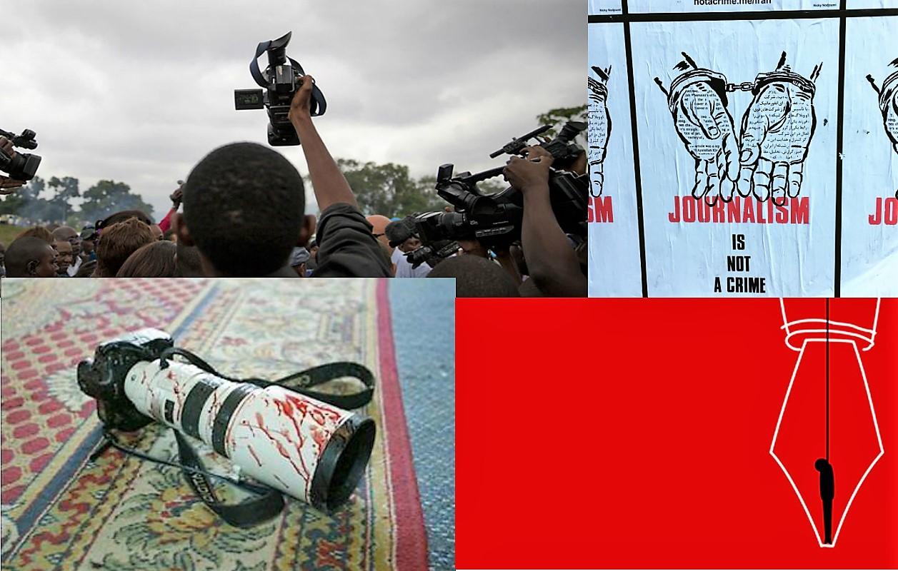 VAN: VIOLENCE AGAINST NEWSPERSONS