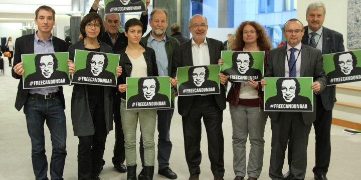 Ημερολόγιο φυλακής από τον Τούρκο δημοσιογράφο Can Dundar