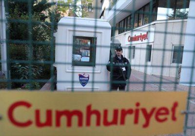 Ξανά στη φυλακή ο δημοσιογράφος Καντρί Γκιουρσέλ