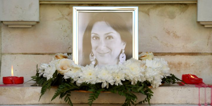 Yπόθεση δολοφονίας της ερευνήτριας των Panama Papers, Daphne Caruana Galizia